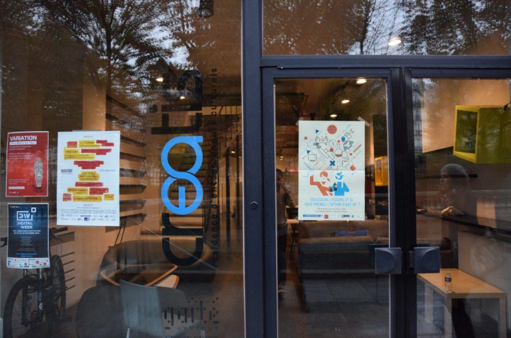 Mademoiselle Associée - Option Startup - Édition 2015
