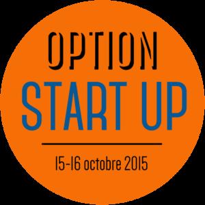 Mademoiselle Associée - Logo Option Startup - Édition 2015