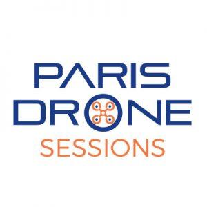Mademoiselle Associée - Logo Paris Drone Sessions