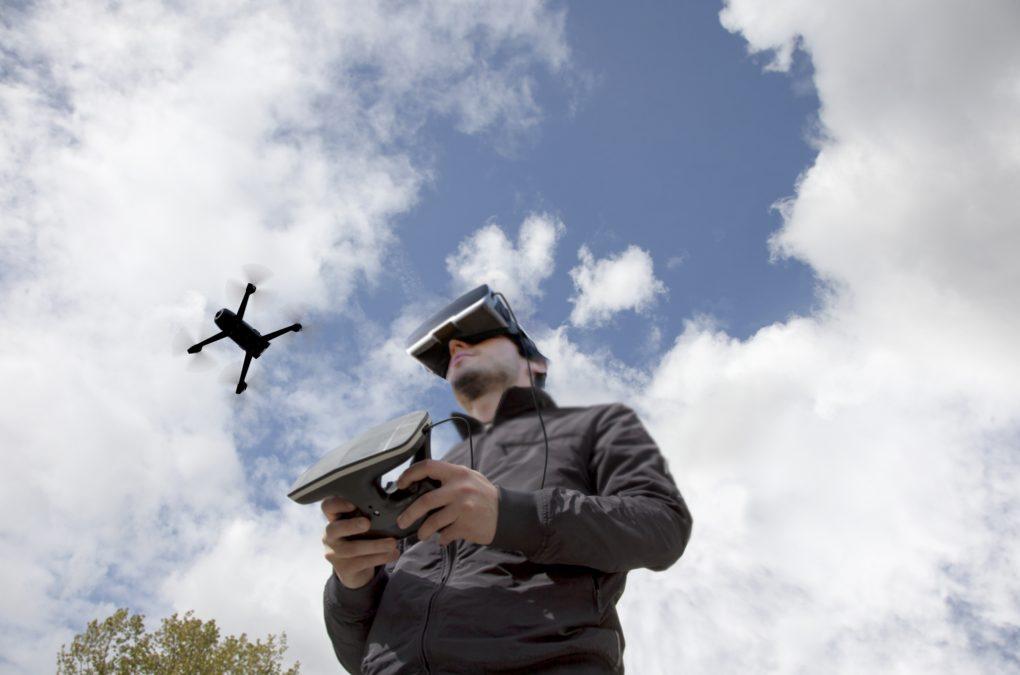 Mademoiselle Associée - Paris Drone Sessions