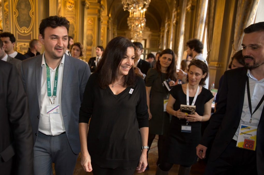 Mademoiselle Associée - Hacking de l'Hôtel de Ville - Édition 2016