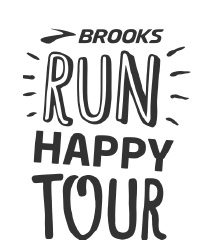 Mademoiselle Associée - Logo Run Happy Tour – 2018