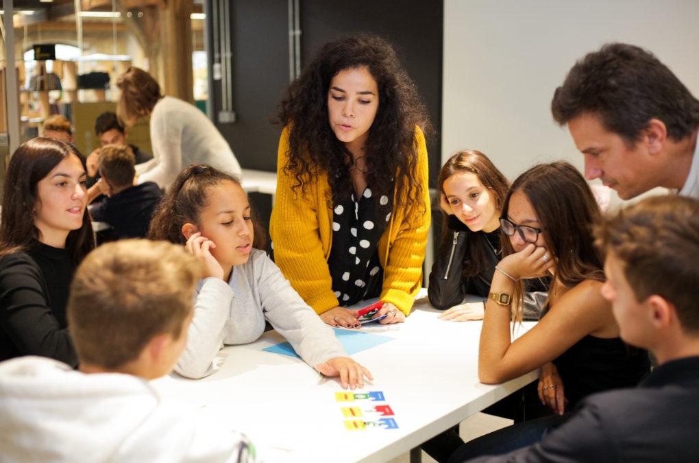 Mademoiselle Associée - Option Startup - Édition 2018