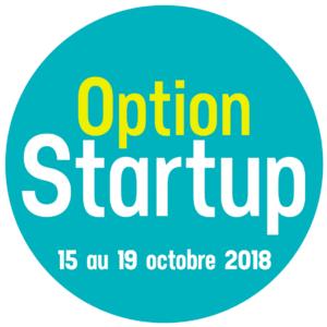 Mademoiselle Associée - Logo Option Startup - Édition 2018