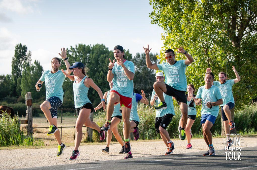 Mademoiselle Associée - Run Happy Tour – 2018