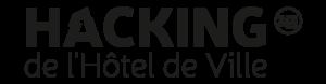 Mademoiselle Associée - Logo Hacking de l'Hôtel de Ville - Édition 2019