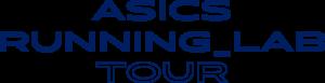Mademoiselle Associée - Logo Asics Running Lab Tour